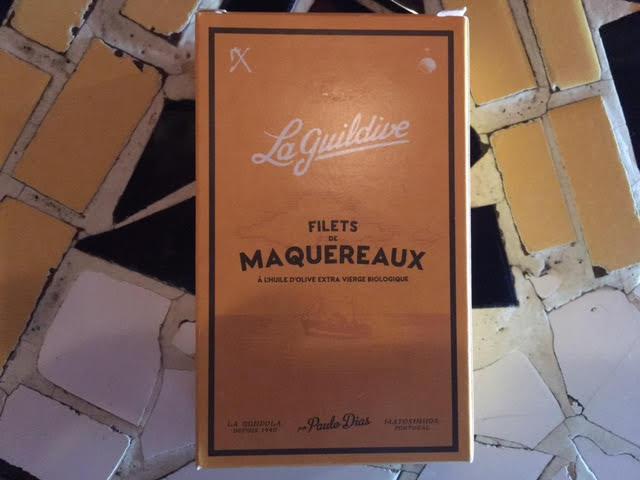 Filets de Maquereaux