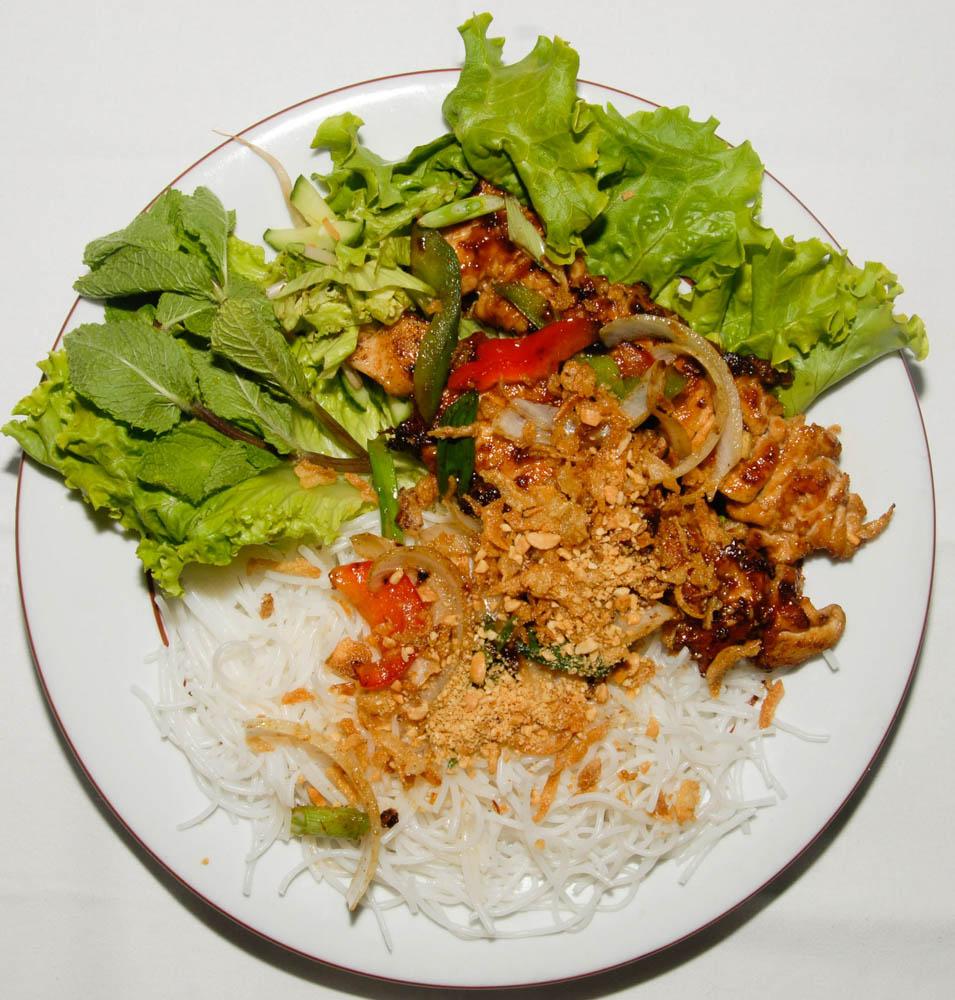 Brochettes de Poulet Vietnamienne