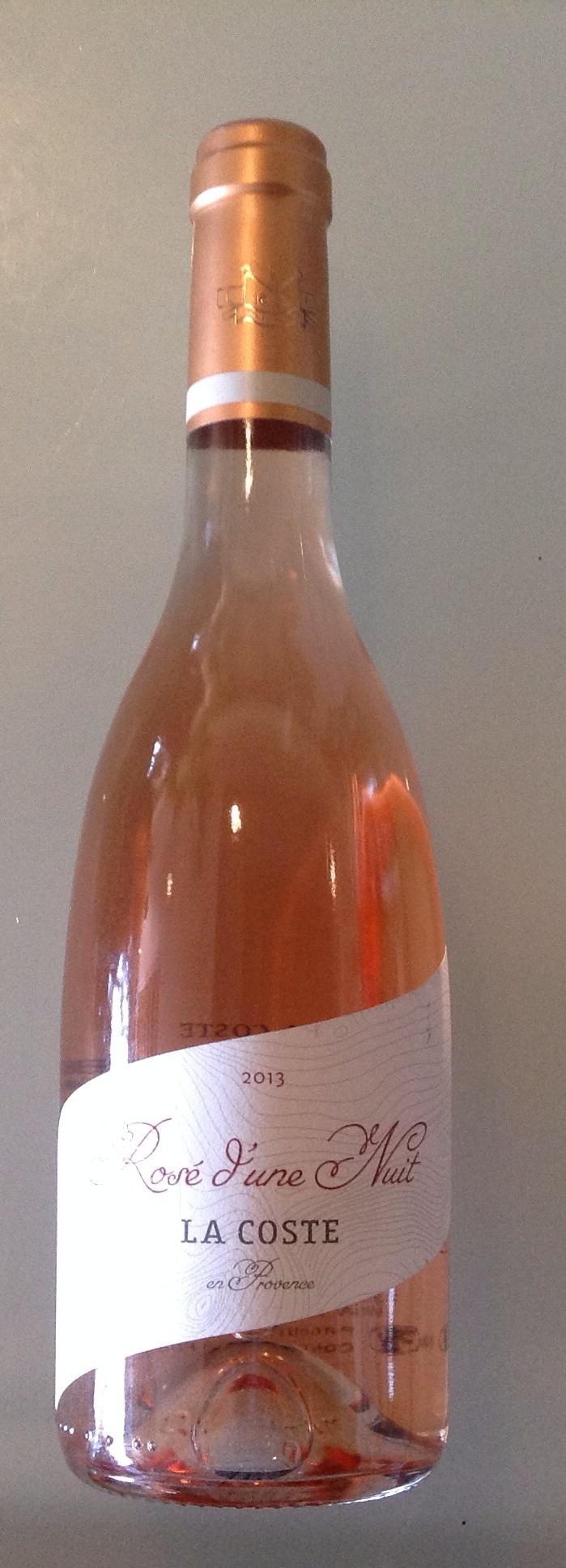 Côteaux d'Aix Chateau Lacoste 50cl rosé