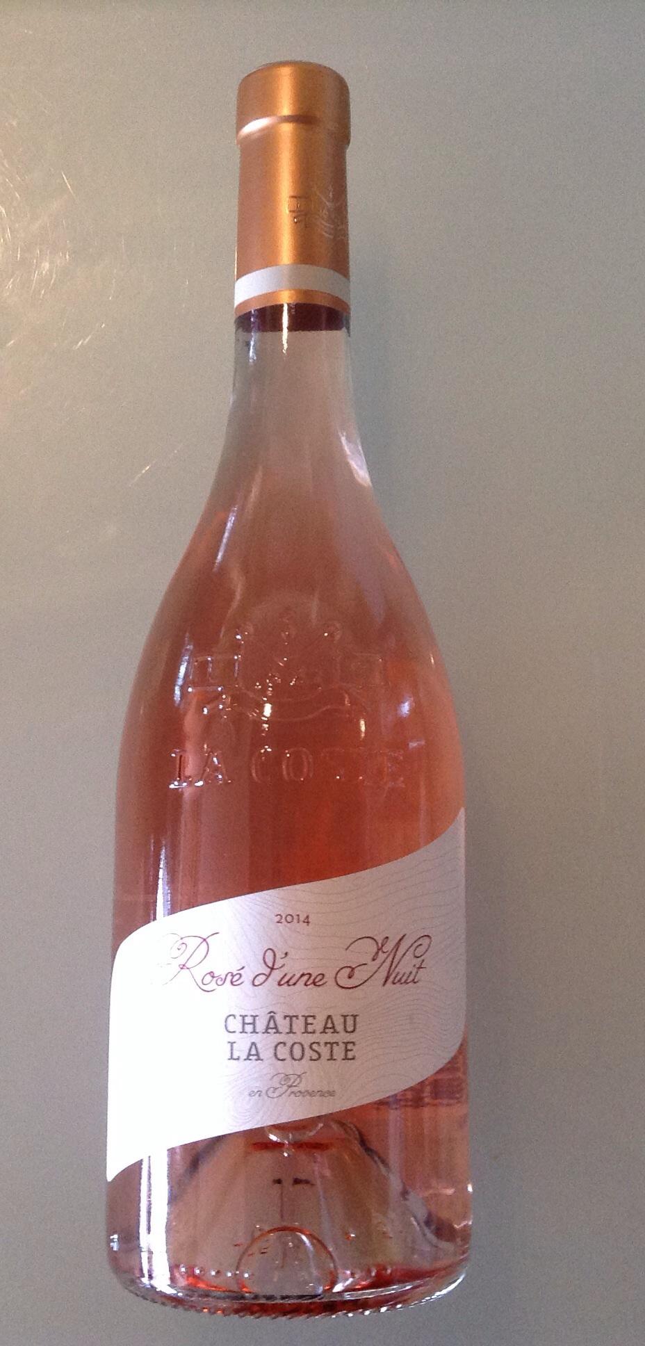 Côteaux d'Aix Chateau Lacoste 75cl rosé