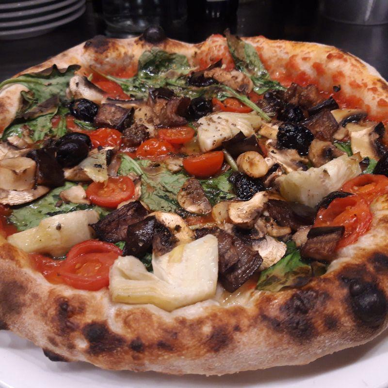 Une de nos pizzas